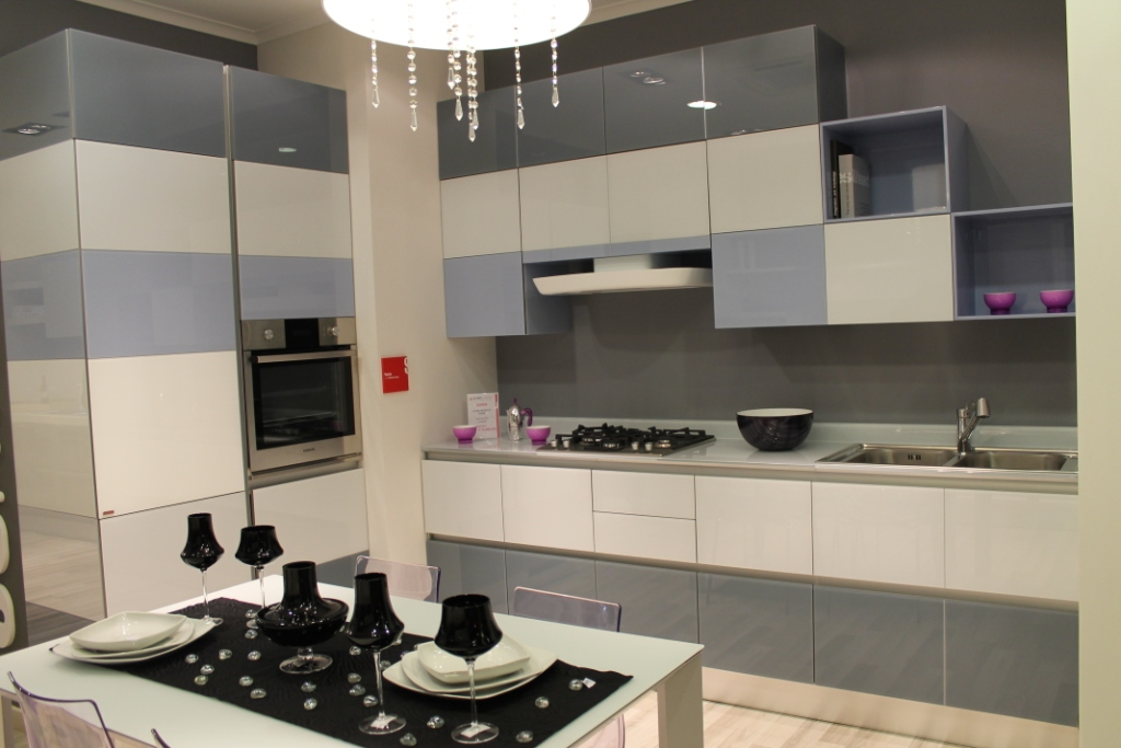Top cucina ceramica: Tetrix scavolini prezzo
